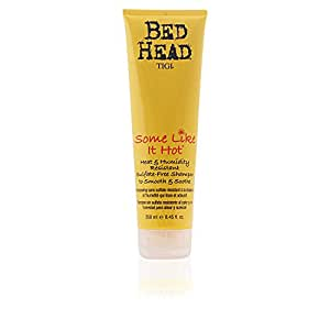 BED HEAD some like it hot shampoo 250 ml ORIGINAL