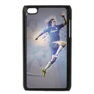 David Luiz iPod Touch 4 Case Black yyfabc_984359