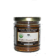 Organic Certified Colombian Instant Coffee Jar 2.35 oz 48 servings