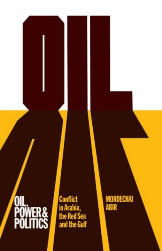 Download Oil, Power and Politics: Conflict of Asian and African Studies, Hebrew University of Jerusalem Pdf