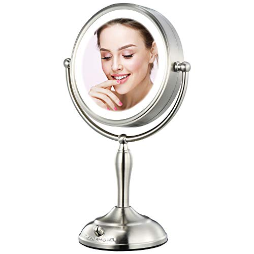 MIRRORMORE Professional 7.5 Lighted