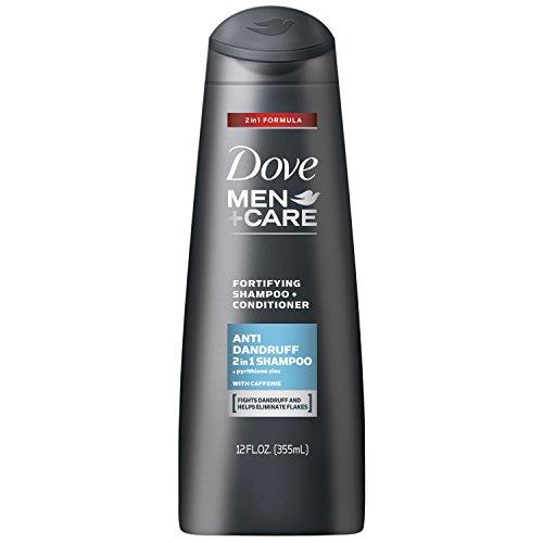 Dove Men+Care 2 in 1 Shampoo and Conditioner, Anti Dandruff 12 Ounce