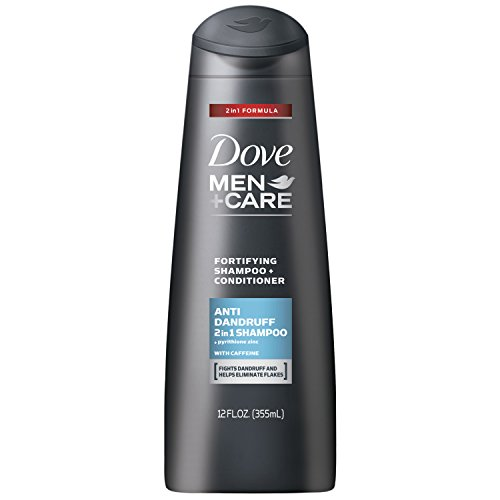 Dove Men+Care 2 in 1 Shampoo and Conditioner for Dandruff