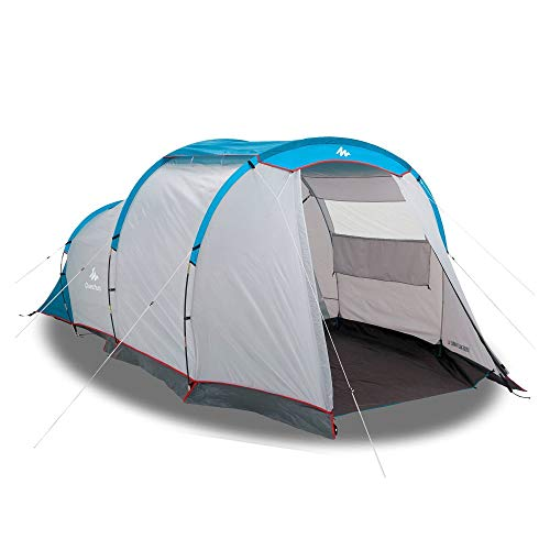 Quechua by Decathlon Arpenaz Camping Tent 4.1 | 4 People 1 Bedroom