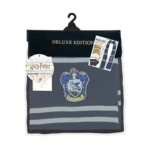 blu Corvonero Sciarpa Deluxe e Potter Notte Harry grigio xZ65PIE
