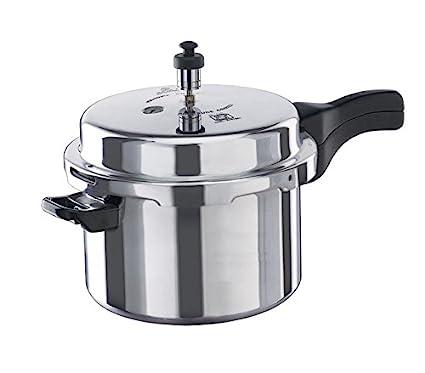 Vinod High Quality Aluminum Pressure Cooker (3-Liter)
