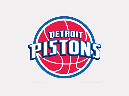 - WinCraft NBA Detroit Pistons Perfect Cut Color Decal, 4