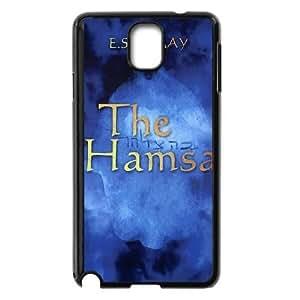 SamSung Galaxy Note3 cell phone cases Black HAMSA fashion phone cases IOTR693380