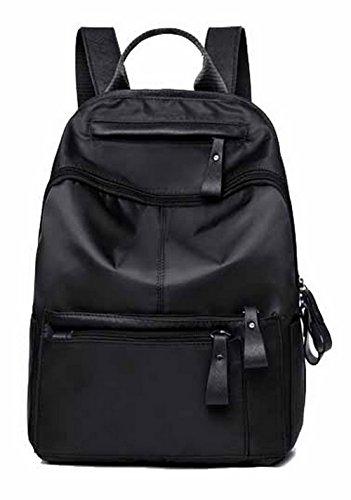 à Piquenique Randonnée Sacs VogueZone009 Femme Dos CCAFBP180700 Noir Daypack de Mode Daypacks A0x1wqB
