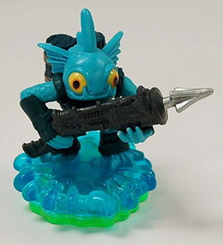 [Skylanders Spyro's Adventure GILL GRUNT Series 1 Figure NEW in Box Wii-U XBox360] (Gill Grunt Costumes)
