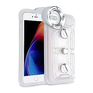 Amazon.com: BOLLAER - Funda impermeable para iPhone 6plus ...