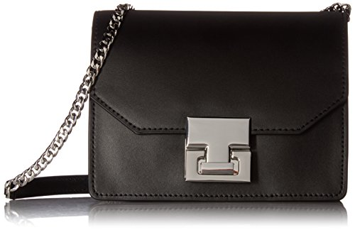 Ivanka Trump Hopewell Mini Chain Crossbody, Black