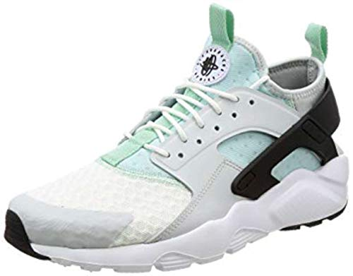 Nike Mens Air Huarache Run Ultra Pure Platinum/Black/Igloo Running Shoe 12 Men US