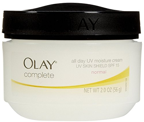 Olay Complete All Day UV Moisture Cream, Normal SPF 15 - 2 oz