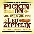Pickin on Led Zeppelin 1 & 2