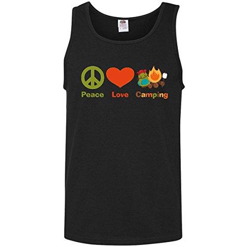 inktastic - Peace Love Camping 2 Men