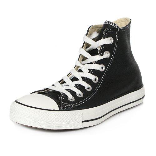 Converse Ct Core Lea Hi, Sneaker unisex adulto Nero (nero)