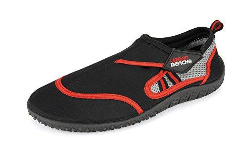 Reed Aqua Zapato/agua/Beach Hombre Calcetines tamaños 6–