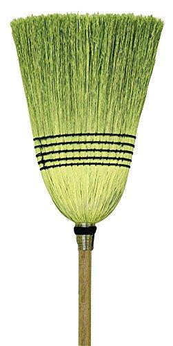 O'Cedar Commercial 6105-6 Parlor Corn Broom (Pack of 6)