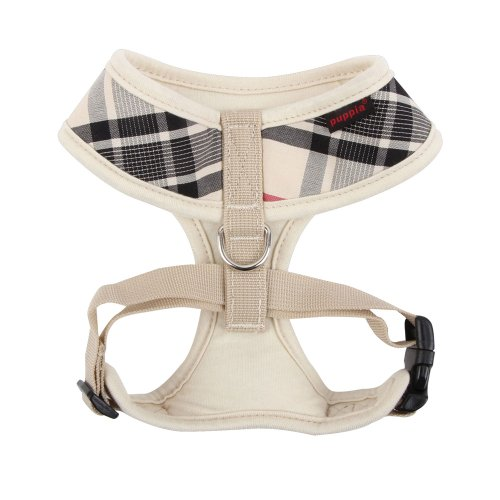 Product image of Puppia Authentic Junior Harness A, X-Small, Beige