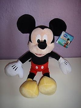 Disney Mickey Ratón 43 cm Peluche Original con etiqueta XXL