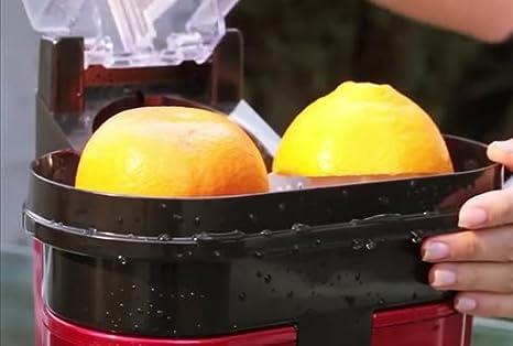 Compra Citro Twin - Extractor Exprimidor de Naranja doble cabezal -Zumos en Amazon.es