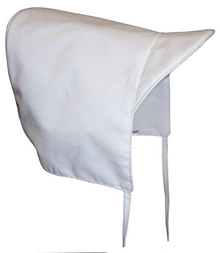 N'Ice Caps Baby Boys Basic Summer Helmet Bonnet (Infant X-Small (1-2 Months), White)
