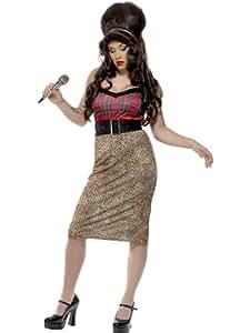 Disfraz de Amy Winehouse Rehab Adulto