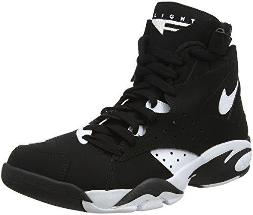 ball Basket Chaussures Nike Pour Master Ii noir De 001 Hommes Noir Blanc Ltd Air x0Axg