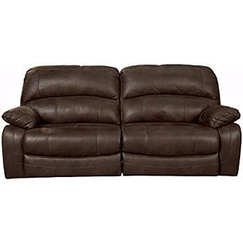 Amazon Com Ashley Furniture Signature Design Zavier Reclining Sofa