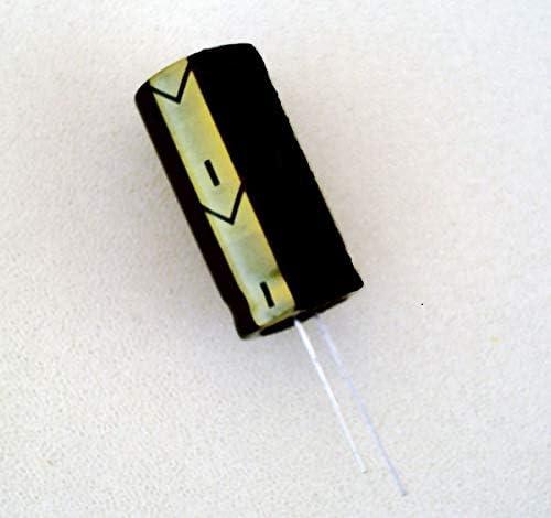 10 Unidades Condensador electrol/ítico 470uF 50V 105/ºC 13x21mm