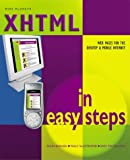 XHTML in Easy Steps, Mike McGrath, 1840781254
