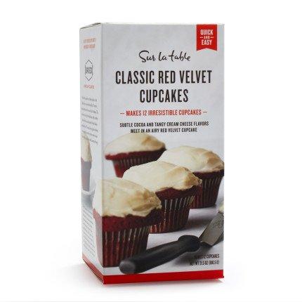 Sur La Table Classic Red Velvet Cupcakes by Sur La Table