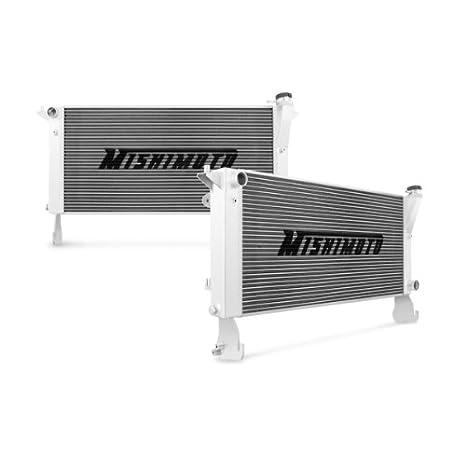 mimoto mmrad-gen4Â -Â 10Â Rendimiento Radiador de aluminio para GENESIS 4Â cilindros Turbo Coupe: Amazon.es: Coche y moto