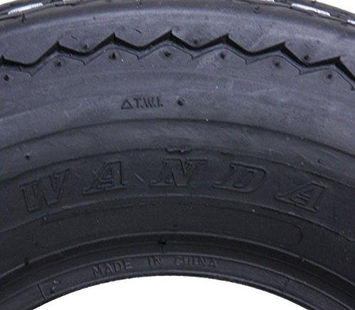 2 St/ück Parnells 4.80//4.00-8 Wanda 6ply Anh/änger Reifen 340kg 400x8 Reifen