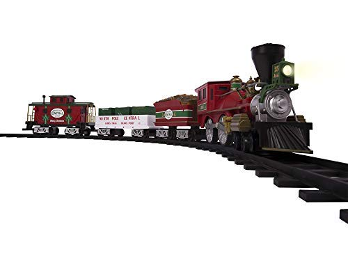 Lionel North Pole Central Battery-powered Model Train Set Ready to