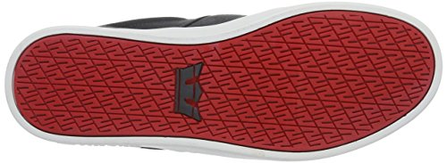 Supra Men's Stacks II Low-Top Trainer Grau (Dark Grey / Red - White 031) cheap sale with paypal good selling cheap online Manchester online b29Sa8N