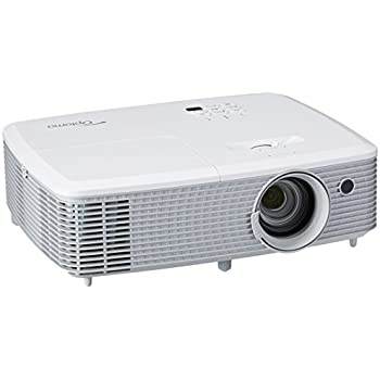 Amazon Com Optoma Eh345 Dlp 1080p Full Hd 3200 Lumens