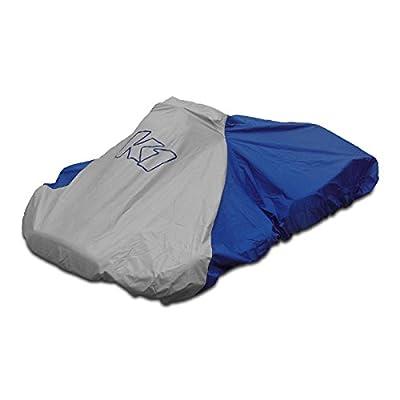 K1 Race Gear 18-NKC-B Blue Nylon Waterproof Kart Cover: Automotive