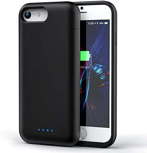 Upgraded Rechargeable Portable Protective Case Black