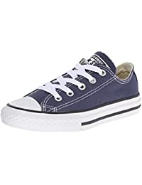 Converse Ct Specialty Ox Black Canvas Baby Trainers
