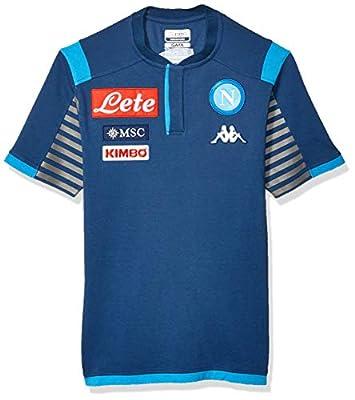 Ssc Napoli Italian Serie A Mens Representation Polo 2019/2020