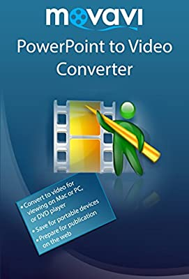 Movavi PowerPoint to Video Converter Personal Edition [Download]