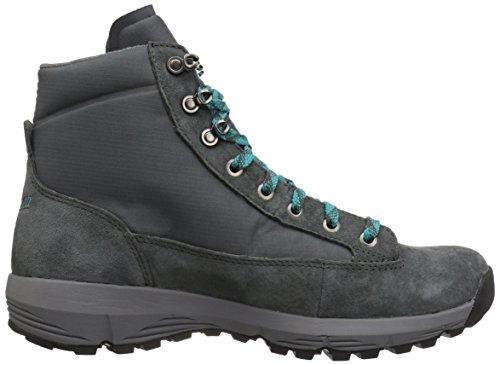 Danner Womens Explorer 650 6 Hiking Boot Gray/Bright Blue kVxMBmHhVM