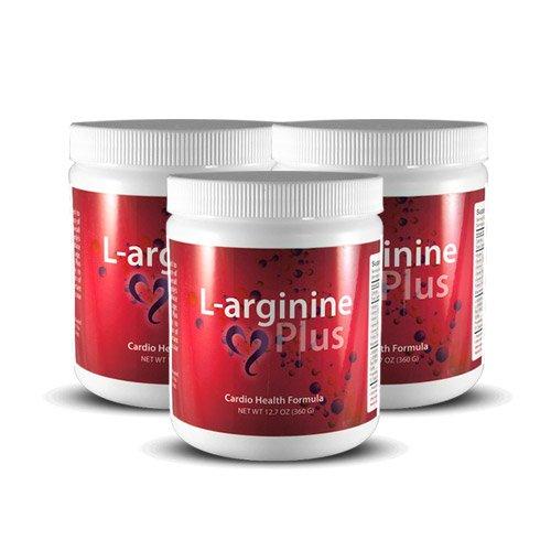 L-Arginine Plus 3-pack