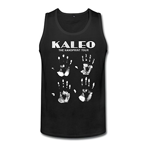 LEONA Kaleo - The Handprint Tour Tank Top For Men Black
