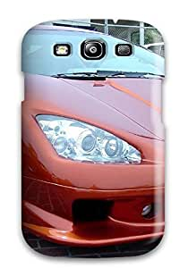 Ultra Slim Fit Hard Charles B House Case Cover Specially Made For Galaxy S3- Car