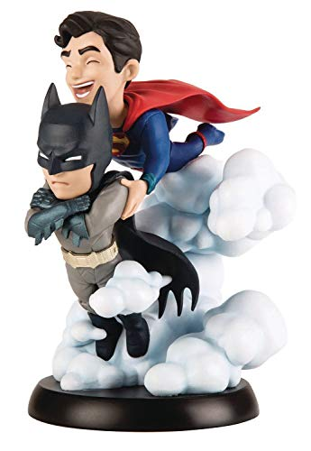 Quantum Mechanix World's Finest: Batman & Superman Q-Fig Max Figure
