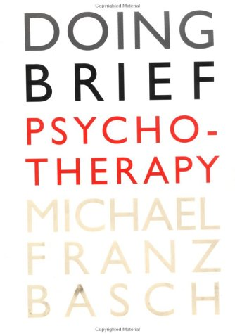 Doing Brief Psychotherapy