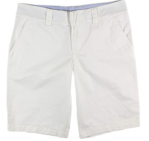 Tommy Hilfiger Bermuda Shorts, Classic White, Size